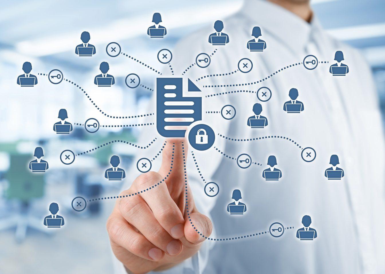 Definition der Datenschutzorganisation in Richtlinien